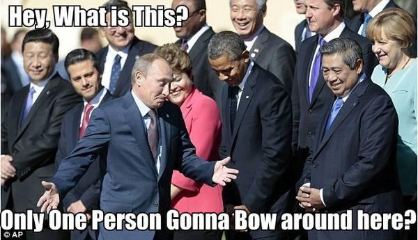 Putin revolt against Obama NSA spying policy held hostage in Crimea?