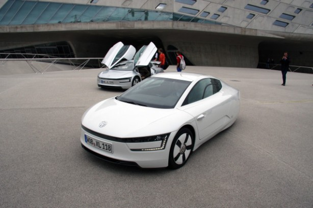 VW 261 MPG- BANNED In the USA!  20 cars with 50+ MPG BANNED in USA